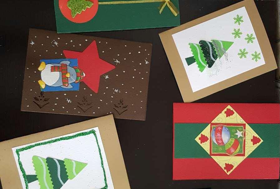 новогодишни картички