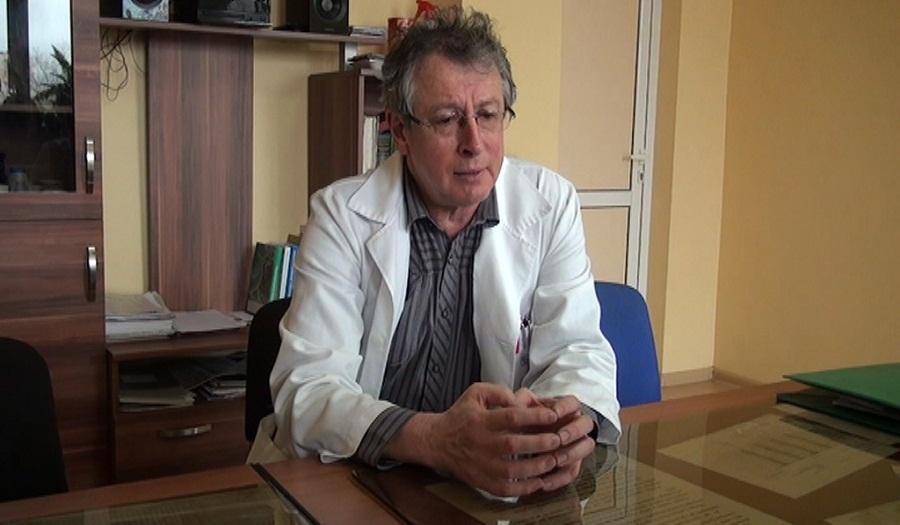 д-р Алексов