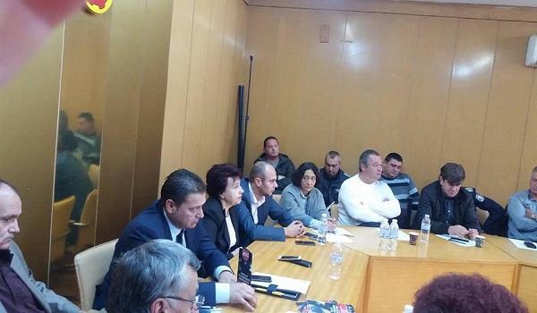 среща на кметовете