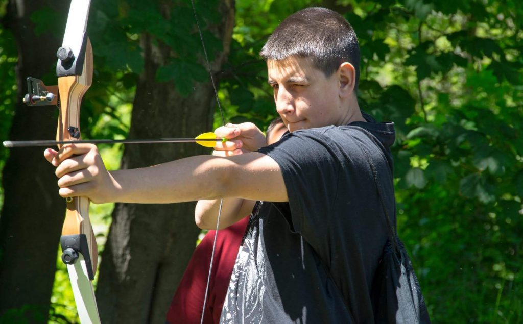 стрелба с лък