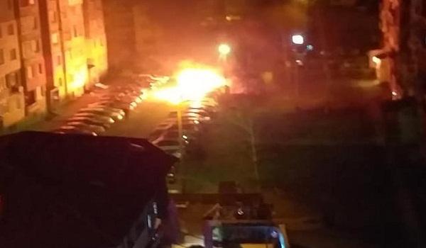 горящи коли
